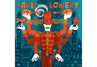 David Lowery - The Palace Guards - (CD)