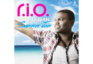 R.I.O.feat.U-Jean - Summer Jam - (5 Zoll Single CD (2-Track))