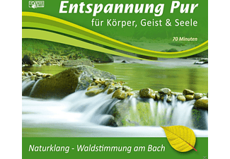 VARIOUS - Naturklang - Waldstimmung Am Bach - (CD)