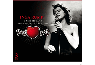 Inga Rumpf - Radio Love - (CD)