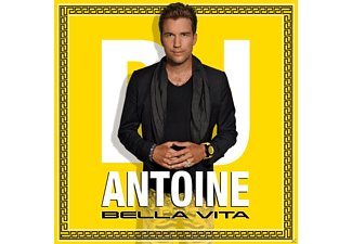 DJ Antoine - Bella Vita (2-Track) - (5 Zoll Single CD (2-Track))
