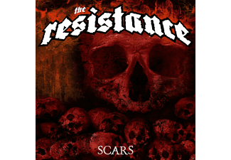 Resistance - Scars - (CD)