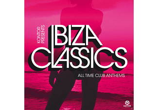 VARIOUS - Kontor Presents Ibiza Classics (All Time Club Anthems) (4 Cd Box) - (CD)