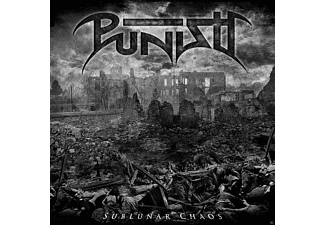 Punish - Sublunar Chaos - (CD)