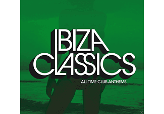 VARIOUS - Ibiza Classics - All Time Club Anthems - (CD)