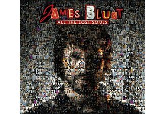 James Blunt - All The Lost Souls [CD]