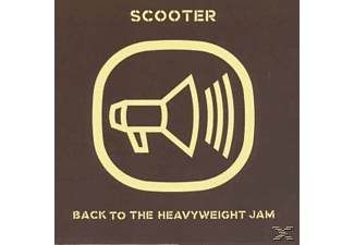 Scooter - Back To The Heavyweight Jam - (CD)