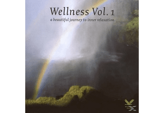 VARIOUS - Wellness Vol.1 - A Beautiful Journey To Inner Relaxation - (CD)
