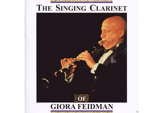 Giora Feidman - The Singing Clarinet - (CD)