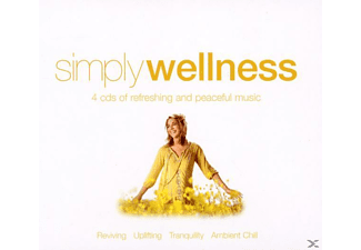 Various - Simply Wellness [CD]