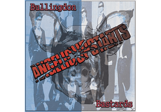 Angelic Upstarts - Billingdon Bastards - (CD)
