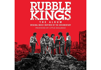 VARIOUS - Rubble Kings (The Album) [CD]