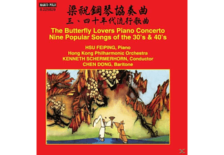 Feiping Hsu/Dong - The Butterfly Piano Concerto/9 Popular Songs - (CD)