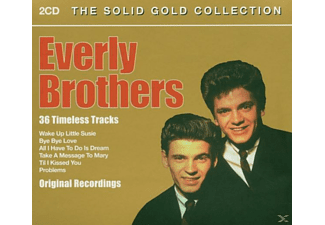 The Everly Brothers - Solid Gold Collection [CD]