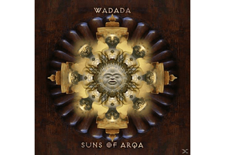 Suns Of Arqa - Wadada - (CD)