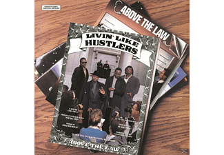 Above The Law - Livin' Like Hustlers - (Vinyl)