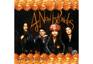 4 Non Blondes - Bigger, Better, Faster, More! - (Vinyl)