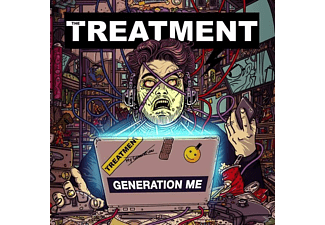 The Treatment - Generation Me - (CD)