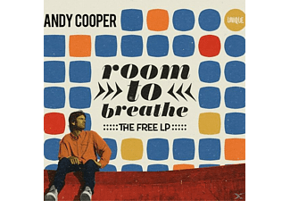 Andy Cooper - Room To Breathe: The Free Lp (Lp+Mp3) [LP + Download]