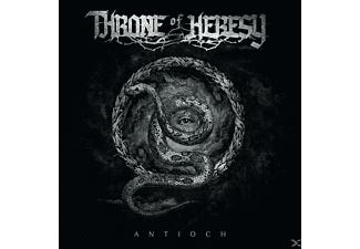 Throne Of Heresy - Antioch - (CD)