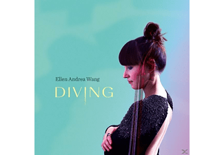 Ellen Andrea Wang - Diving - (CD)