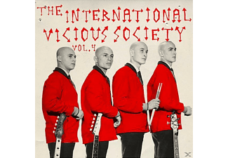 VARIOUS - The Intern.Vicious Society Vol.4 - (Vinyl)