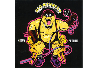 Bad Manners - Heavy Petting (CD)
