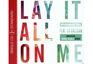 Rudimental, Ed Sheeran - Lay It All On Me (2-Track) - (5 Zoll Single CD (2-Track))
