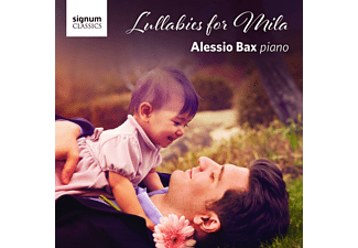 Alessio Bax, Lucille Chung, Southbank Sinfonia - Lullabies For Mila [CD]
