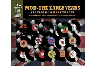 VARIOUS - Mod The Early Years - (CD)