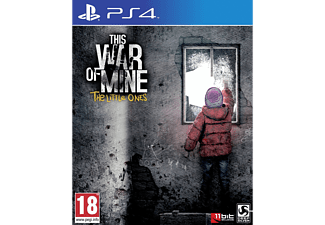This War of Mine - The Little Ones PS4