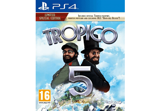 Tropico 5 - Gold Edition PS4