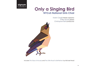 Nycoc National Girls Choir - Only A Singing Bird - (CD)