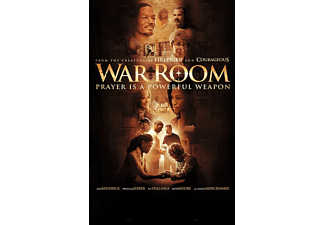 War Room Drama DVD