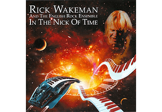 Rick Wakeman - In The Nick of Time - Live in 2003 - Official Remastered Edition (CD)