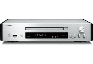 YAMAHA CD-NT670D Connect zilver