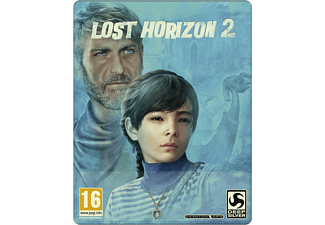 Lost Horizon 2 - First Edition Steelbook PC