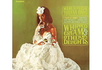 Herb Alpert And The Tijuana Brass - Whipped Cream & Other Delights [CD]