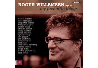 Roger Willemsen - My Favourite Things - (CD)