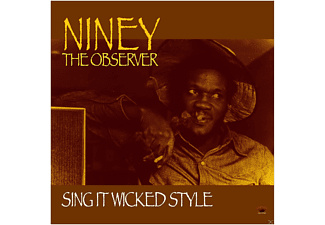 Niney The Observer - Sing It Wicked Style - (CD)