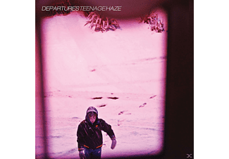 Departures - Teenage Haze - (CD)