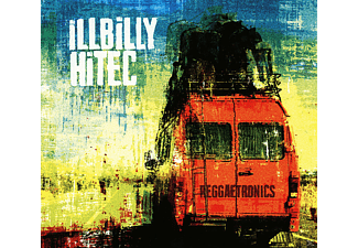 Illbilly Hitec - Reggaetronics [CD]