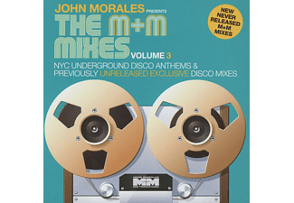 VARIOUS - The M+M Mixes Vol.3 - (CD)