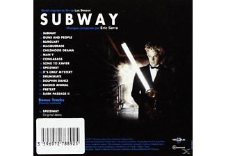 - Subway (Deluxe Edition) - (CD)
