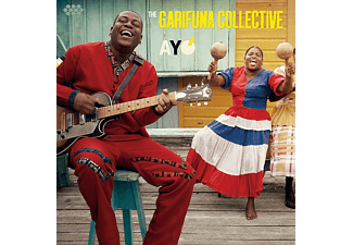 The Garifuna Collective - Ayo - (CD)