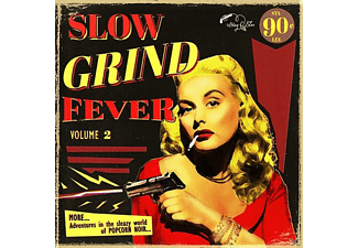 VARIOUS - Slow Grind Fever - Volume 2 - (Vinyl)