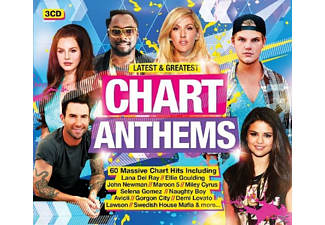 Various - Chart Anthems-Latest & Greatest - (CD)