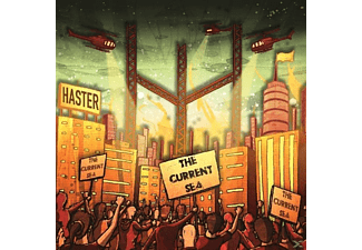 Haster - The Current Sea - (CD)