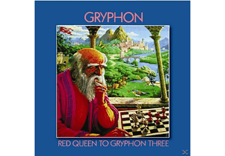 Gryphon - Red Queen To Gryphon Three - (CD)