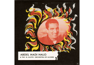 The El Gusto Oa - Abdel Hadi Halo & The El Gusto Orchestra Of Algier - (CD)